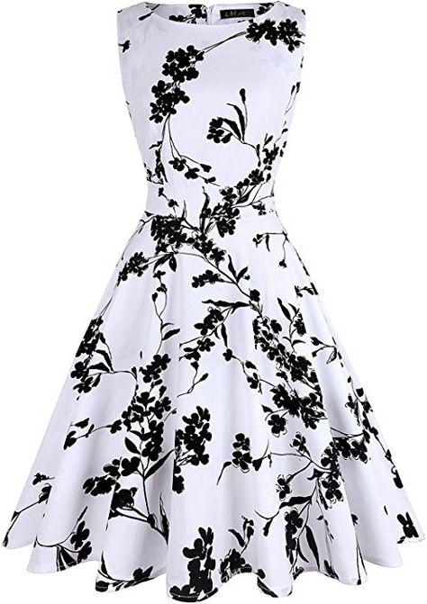 Swing Party Dress