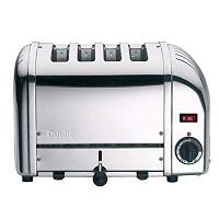 dualit 4 slice toaster UK