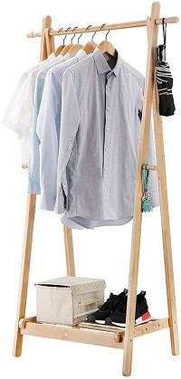 Wardrobe Cloths Rail