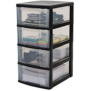 plastic storage drawer 4