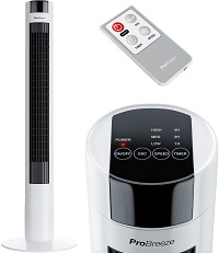Tower Fan With Remote Control