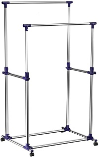 Double Hanging Rails