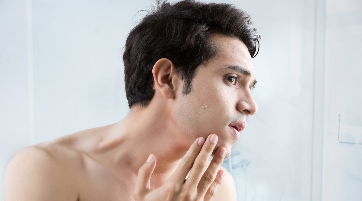 The correct steps for men's skin care