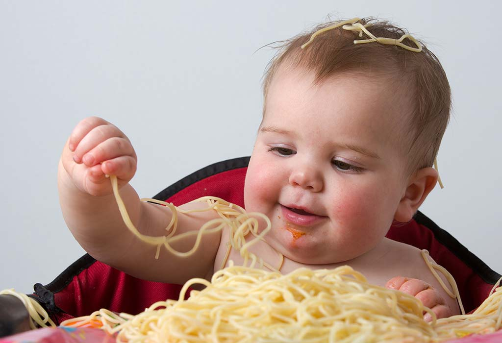 How to make noodles for babies