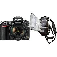 Full-Frame Nikon D750 Camera