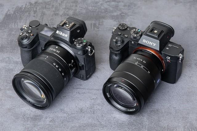 Full-Frame Nikon Z7 Camera Review UK