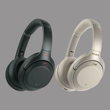 sony noise cancelling headphones xm4