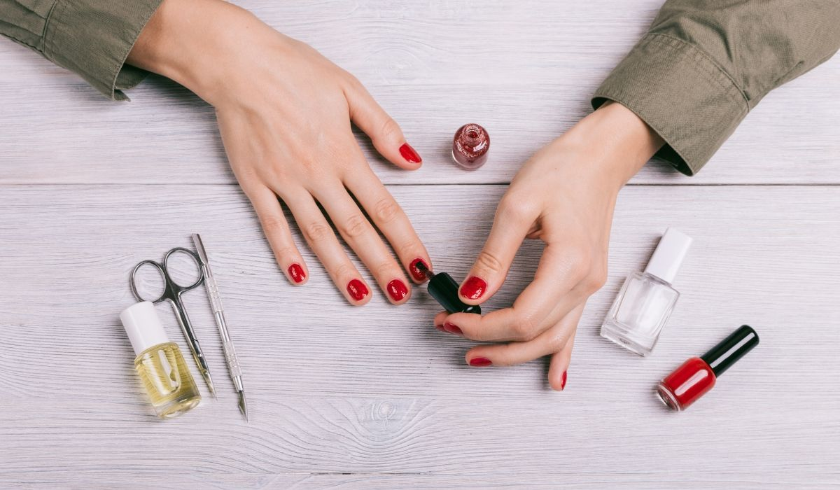 best nail polish brands uk