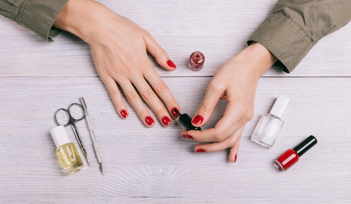 best nail polish brands uk