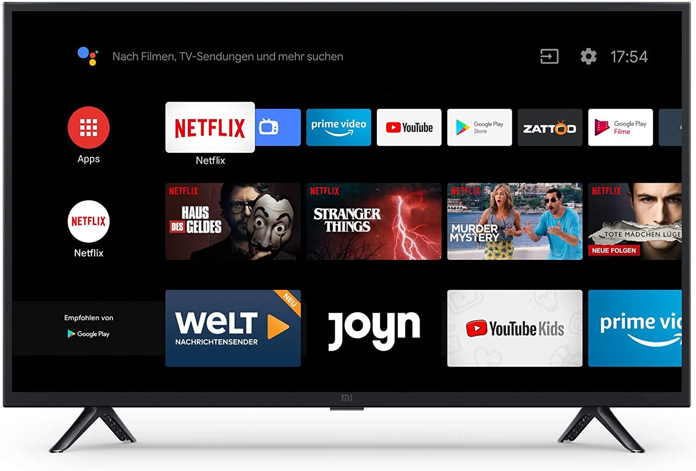 xiaomi mi smart tv 4s 55