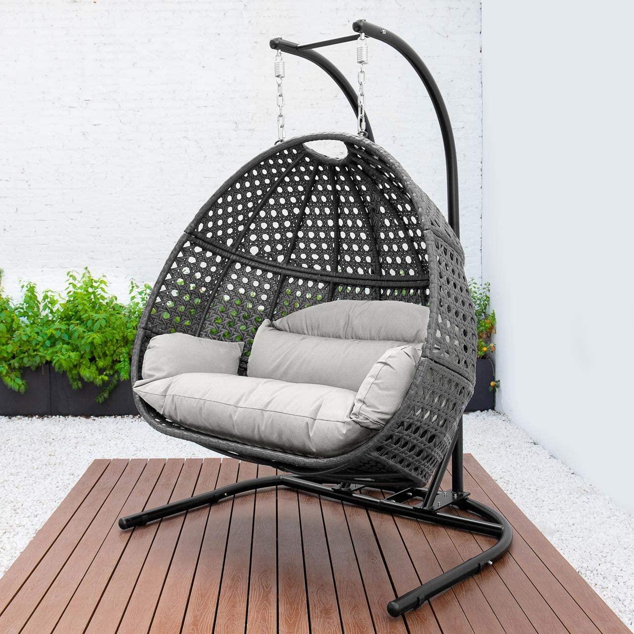 hanging egg chair homebase