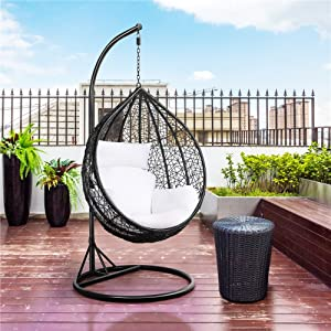 hanging egg chair home bargains swinging egg chair