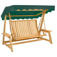 Rose Roble Swing Seat - Green