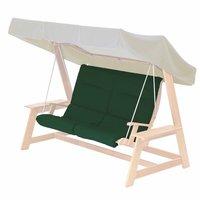 Swing Seat Cushion Green