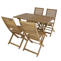 5pc Garden Furniture Set