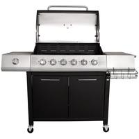 Premium Gas Bbq & Side Burner