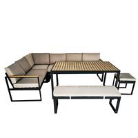 Corner Sofa Lounge Dining Set