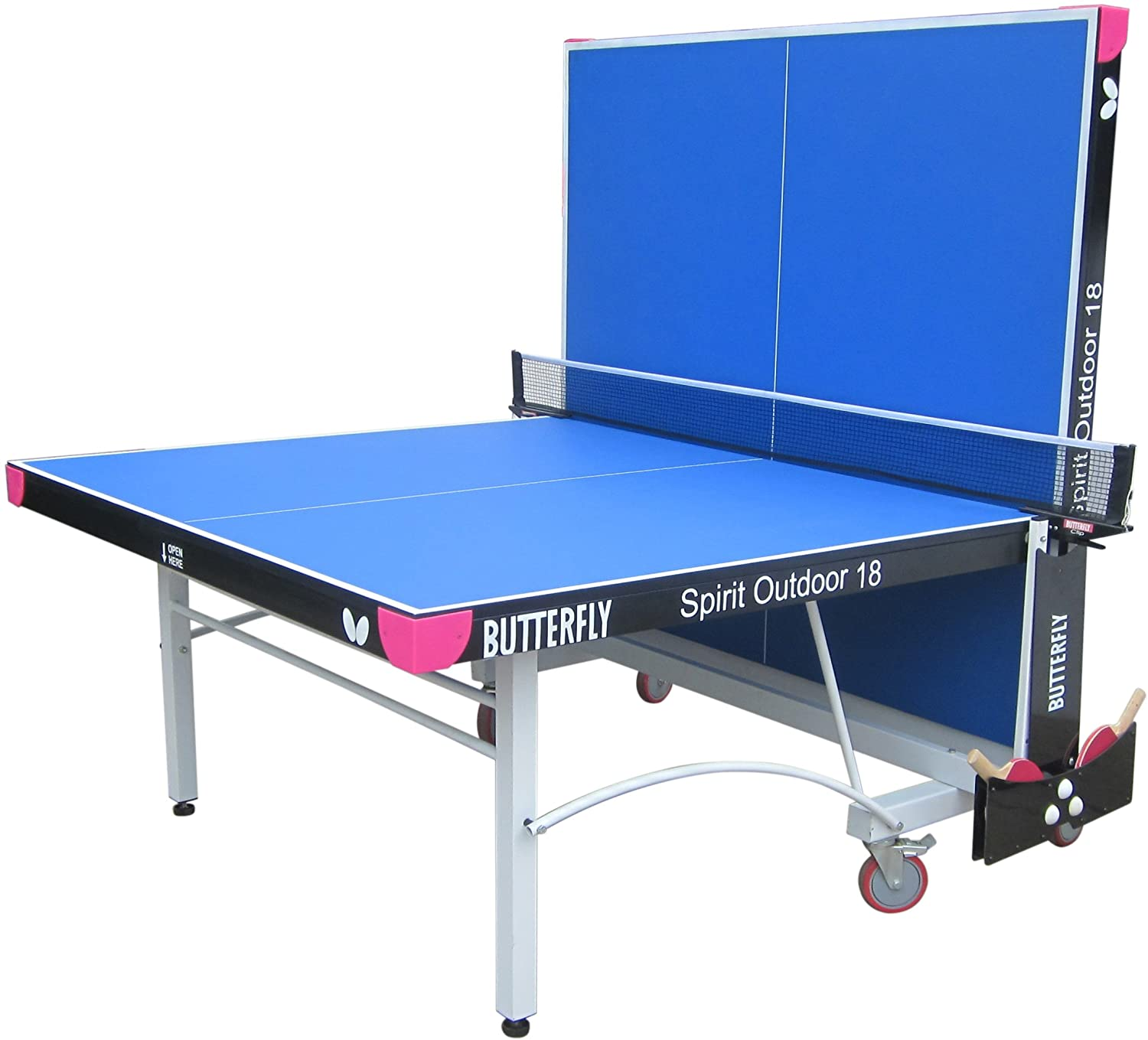 Indoor and Outdoor Table Tennis Table