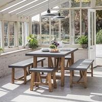 Cement Fibre Table