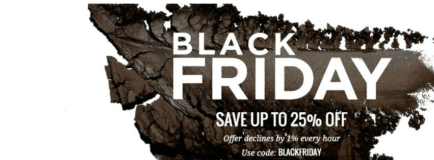 look fantastic black friday offers