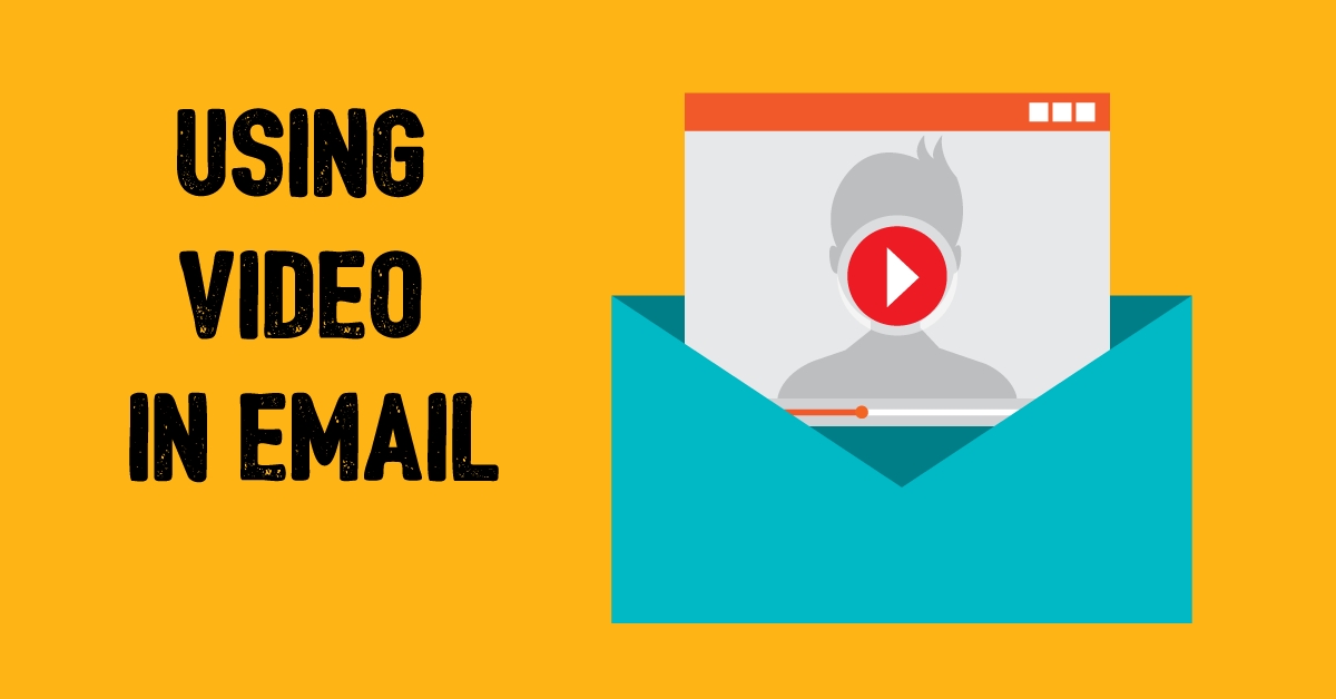 videos in email marketing